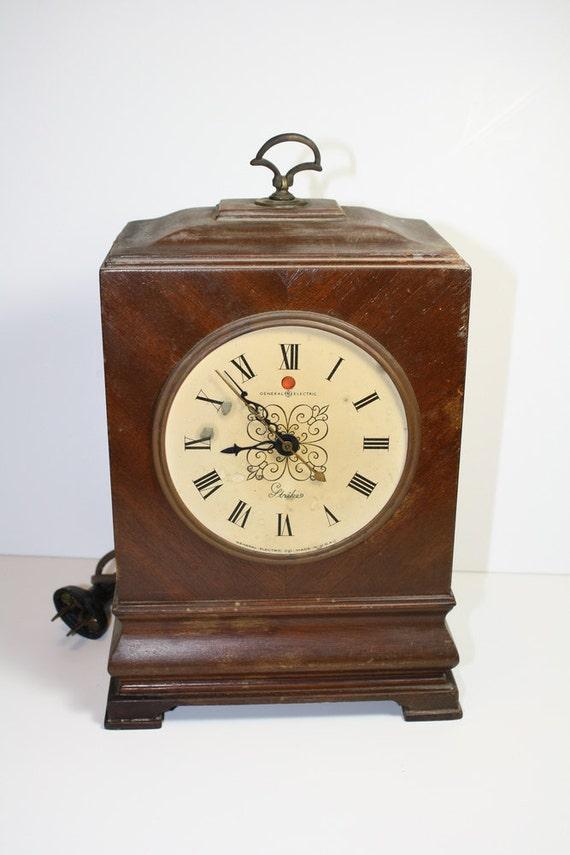 Vintage General Electric Strike Clock