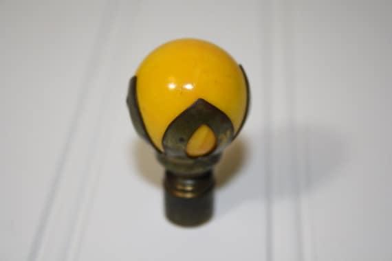 Vintage Lamp Finial - Paul Chilo