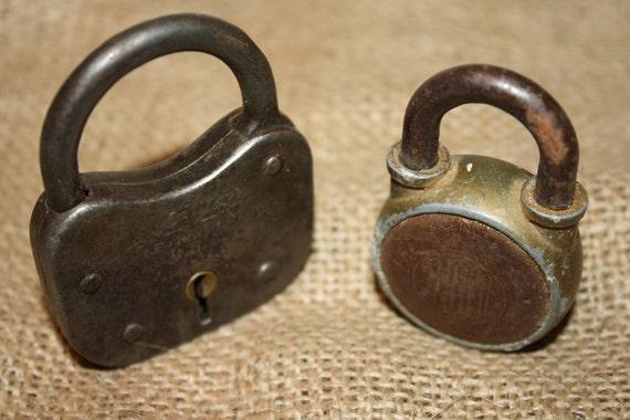 Vintage Locks - 101 and Sargent