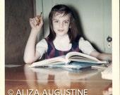 Download Instantly // Digital Scan // Vintage Color // Photo // Time For Homework                0712