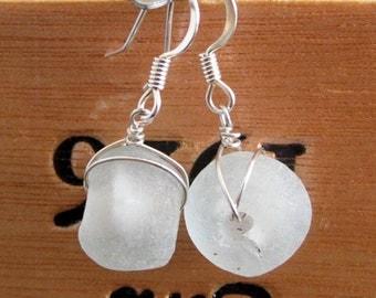 Eco Friendly Glass Earrings