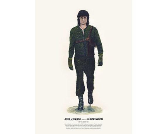 He Wears It 022 - John J.Rambo wears N.Hoolywood