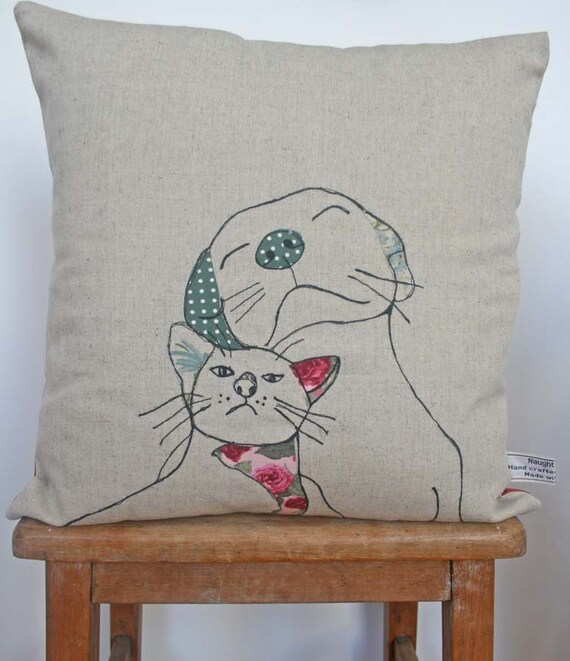 Dog and Cat Cushion