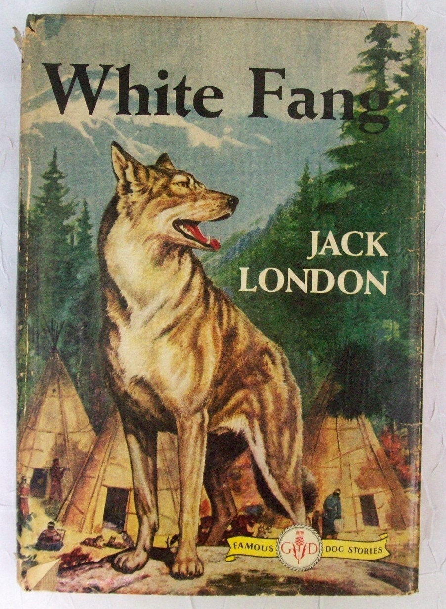 an analysis of the novel white fang by jack london White fang grows up as an outcast, since the other dogs smell wolf on him and hate it he compensates by being mean, tricky, and oh so smart life is tough but fair in the camp, and white fang takes several trips with his master as the head of his dog team.