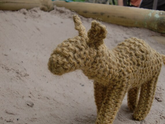 Items similar to Knitting Pattern for Humpy Camel STEINER WALDORF pdf on Etsy