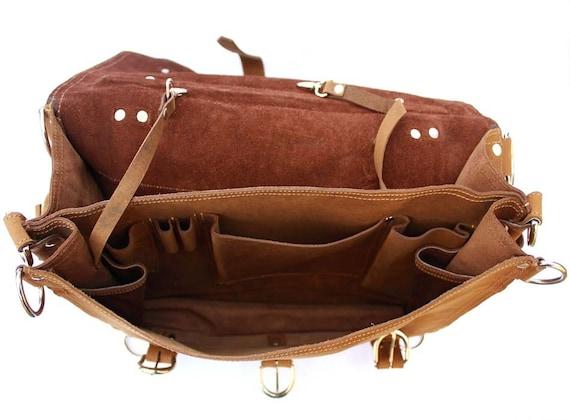 Rustic Leather briefcase Il_570xN.199973549