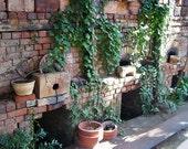 Kiln Garden (photo, 5x7)