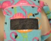 Sugar glider bonding pouch