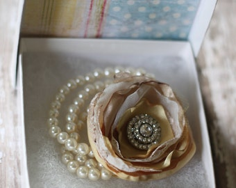 Custom mother of the bride/bridesmaid bracelet
