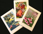 Garden Magic Photo Greeting Cards