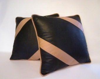 Handmade Contemporary Throw Pillows