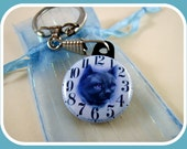 "Cat Key Ring, ""Time for Kitties"", 100% charity item"