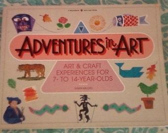 Adventures in Art book 1990