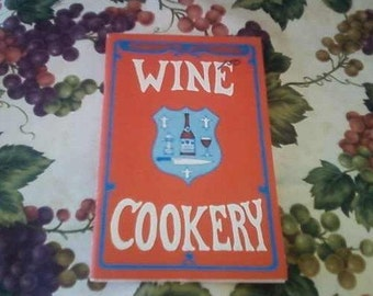 CHRISTMAS in JULY - Wine Cookery  1969