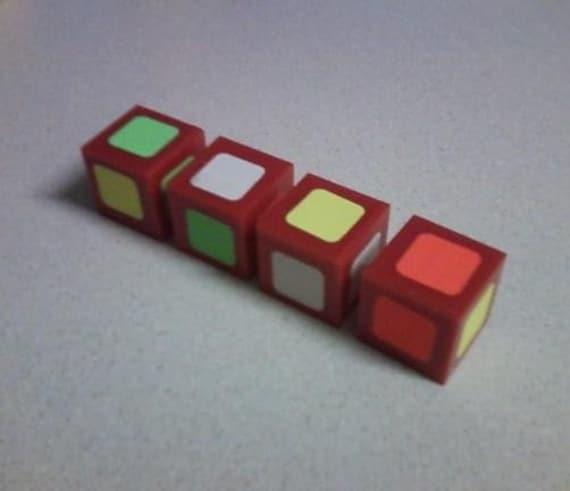 Damblocks.....a Vintage game from 1968 Schaper