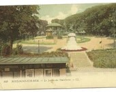 Vintage Postcards FRANCE 3  Boulogne-Sur-Mer FRANCE used 1910 and 1911