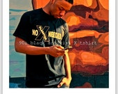 90s black activist X tshirt