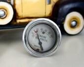 Salvaged... Vintage Auto Gauge