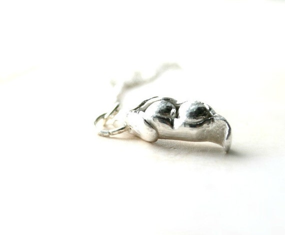 Organic 99.9% Fine Silver Two Peas In A Pod Pendant, Peapod Pendant, Twins Jewelry, Gift for mom, Sentimental Jewelry, Mommy and me pendant