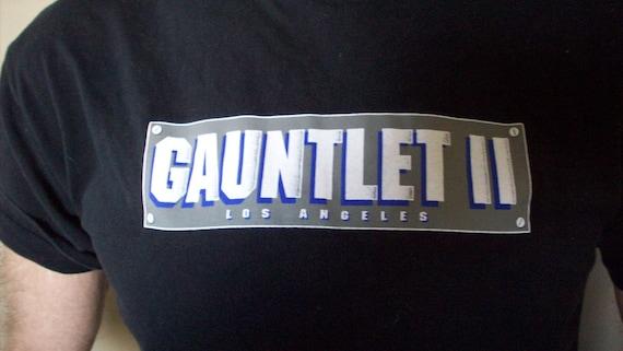 GAUNTLET  LEATHER