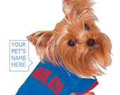 Personalized Pet Wear - T-Shirt Clothing For Your Dog or Cat