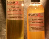 Bath & Body Oil - 8 oz