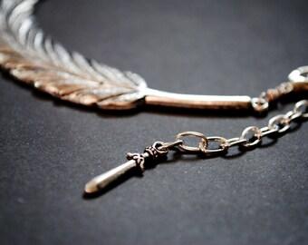 Broken Angel: FF7 Necklace