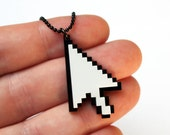 Mouse cursor 8-bit pixels - Arrow