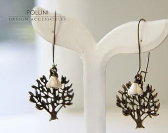 Banksia Tree Earrings. Garden. Nature. Botanic. Gift For Her (VER-70)