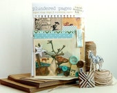 Cowboys, baseball & more - CARD MAKING KIT - ideal for men's cards - 'Plundered Pages'