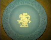wedgwood jasperware little plate , vanity item.