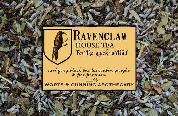 RAVENCLAW House Tea - Organic - Backordered
