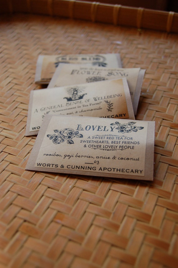 Tea Sample Remedy Kit