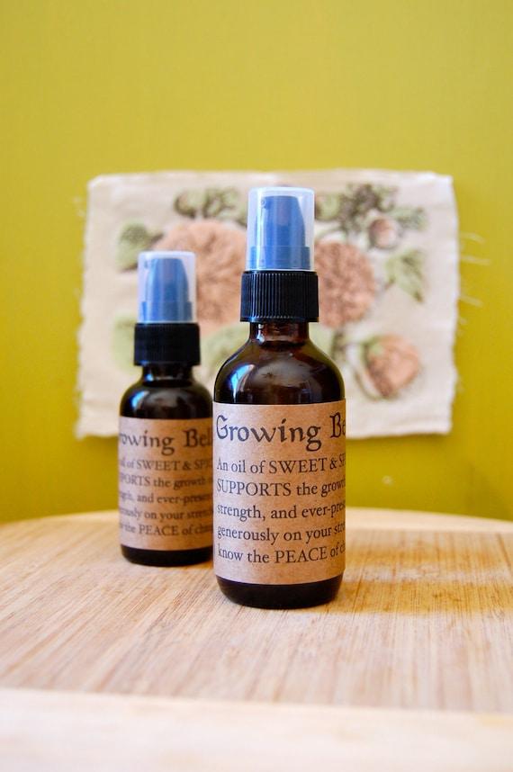 Growing Bellies Oil - Organic - 2 oz