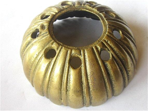 Vintage Brass Chandelier Salvage