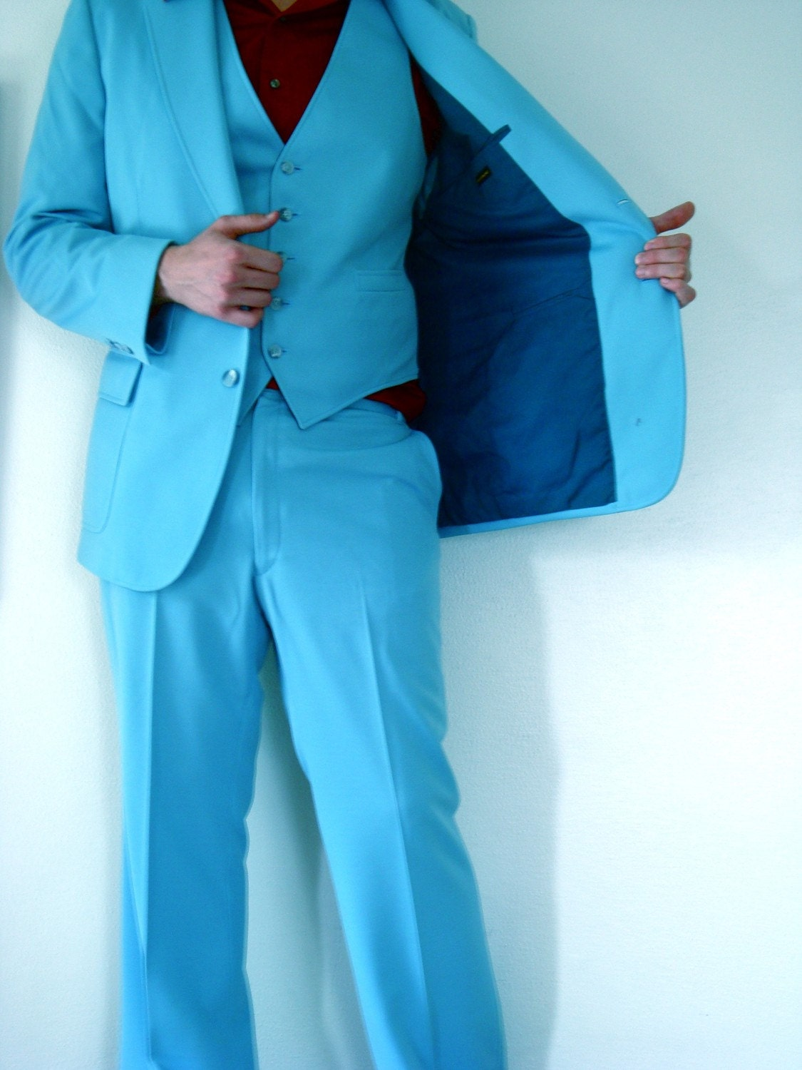Reserved For Claudia The Blue Chill Leisure Suit