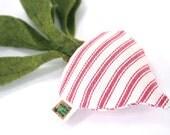 Organic Catnip Toy Radish