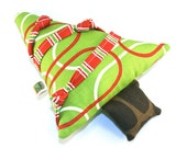 Extra Durable Dog Toy - Christmas Tree 'DOUBLE FABRIC LAYER Construction'
