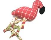 Extra Durable Small Dog Toys - Flamingo