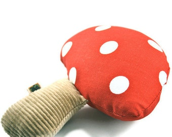 Dog Toy - Big Toadstool