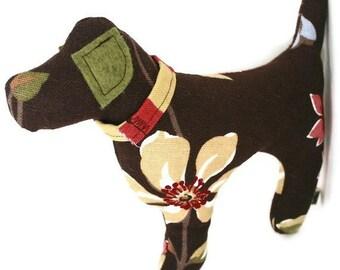 Extra Durable Dog Toy Chocolate Labrador Retriever