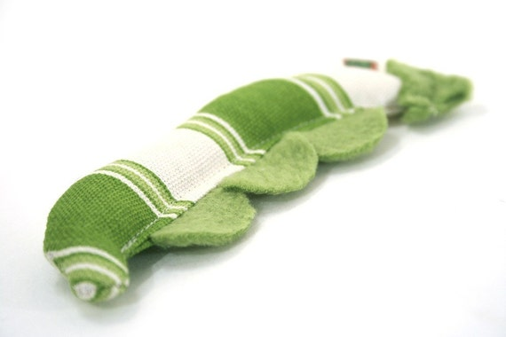 Catnip Cat Toy Pea Pod