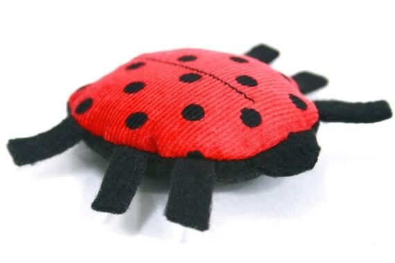 Cat Toy Ladybug