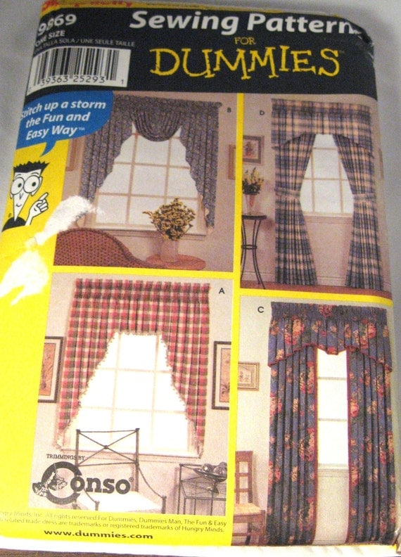 Sewing Patterns For Dummies Window Treatments Home Decor Home Decorators Catalog Best Ideas of Home Decor and Design [homedecoratorscatalog.us]