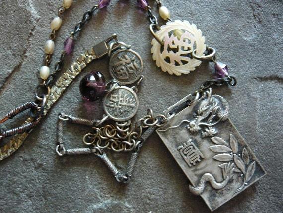 20 inch Dragon Necklace