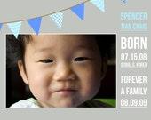 Blue Banner Adoption Announcement