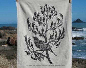 Tui tea towel