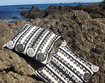 Punga pattern cushion cover