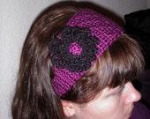 Jenny's Flower - Crochet PATTERN - Easiest Flower Ever