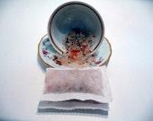 Dead Sea Salt Bath Tea - Fairies Kiss Sensual Ylang Ylang and Lavender - Pink Himalayan Sea Salts